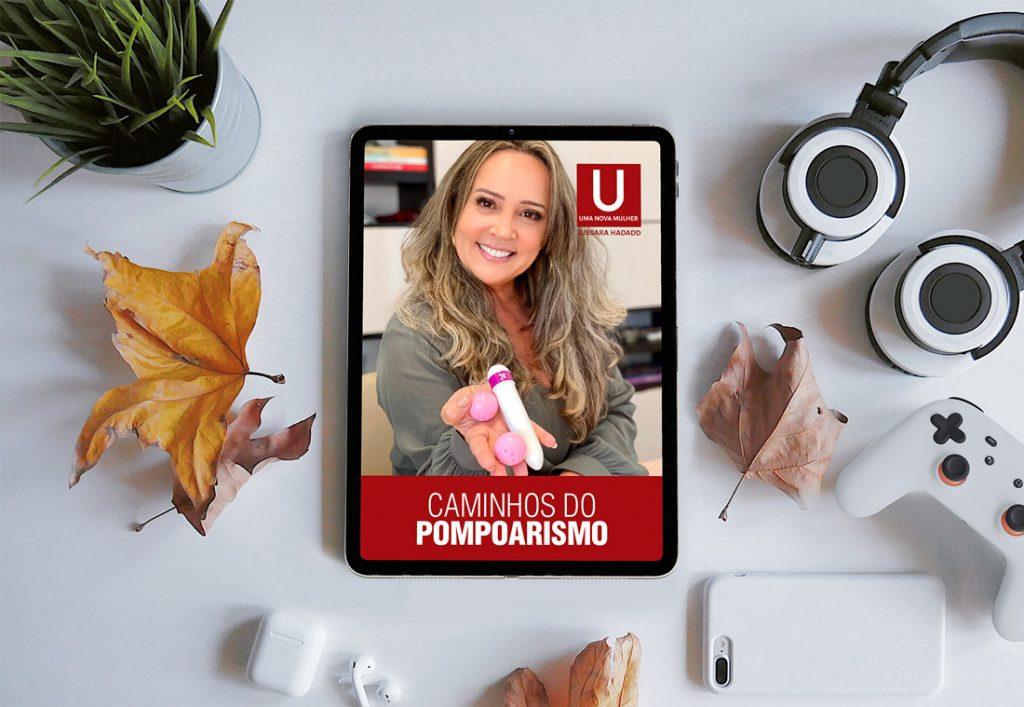 Ebook Download Gratuito - Caminhos do Pompoarismo - Jussara Hadadd